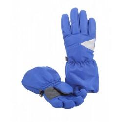 Перчатки зимние Чудо-Кроха G-111 темно-синий