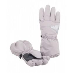 Перчатки зимние Чудо-Кроха G-111серый