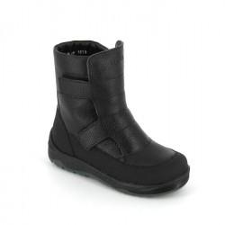Ботинки зимние Тотто 400 черный