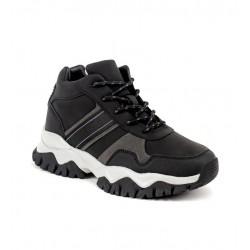 Ботинки Blessbox зимние BX50824A черные