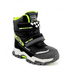 Ботинки Blessbox зимние BX50825A черные