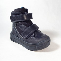 Ботинки зимние Шаговита 36100 темно-синие