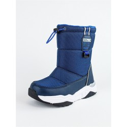 Сапоги Blessbox зимние BX50579A синие
