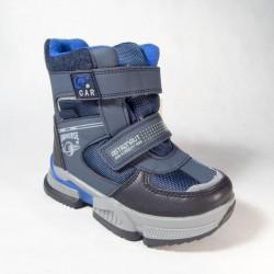 Ботинки Tom&Miki зимние B-7829-C синие