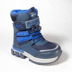 Ботинки Tom&Miki зимние B-7672-C синие