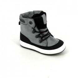 Ботинки демисезонные Тотто 271 джинс/черный