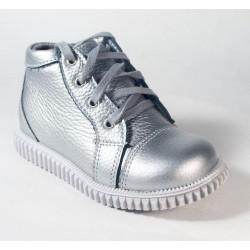 Ботинки демисезонные Тотто 255 серебро
