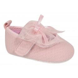 Пинетки Tom&Miki B-7412-D розовый
