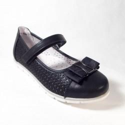 Туфли школьные Flamigo черные