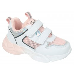 Кроссовки Tom&Miki B-7982-B белые с розовым