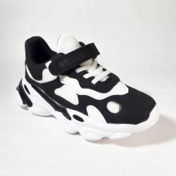 Кроссовки KEDDO 507600 белые с черным